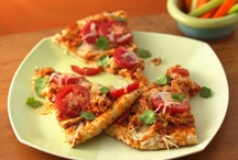 Pizza, Tacos and Other Mexican Foods  / by Sasha Robinson