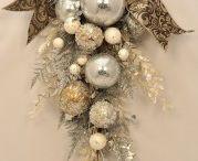 coronas de navidad y más