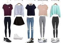 Outfits forschool/forteens