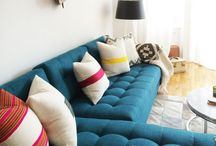 Your Home    Bolé Road Textiles / A glimpse of a few homes of our stylish customers! #boleroadathome