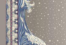 Fabrics..... / by Maya Miller
