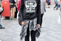 JAPANESE STREET FASHION