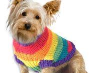 ropa perro crochet