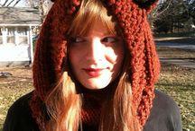 crochet headwear
