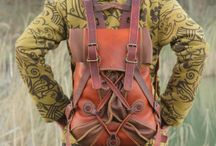 plecaki skorzane