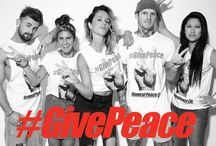 #GIVEPEACE / We've partnered with nine of your favourite brands this Christmas. Give the gift of peace from our limited edition Give Peace tee collection with 100% of proceeds donated to #SAVETHECHILDRENAUS.The #GIVEPEACE collection is now available at all General Peace Co.  / by General Pants Co.