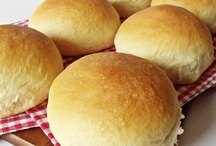 kenyér és péksüti