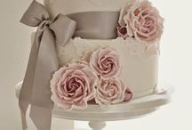 sweets & cakes / wedding cakes