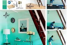 interior decorations / lovely rooms, places in the house