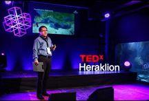 The Talks // Crossroads / Watch the Talks of the 8th of February, 2014.  TEDxHeraklion // Crossroads