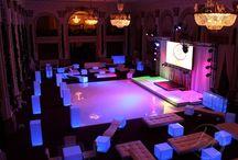 Corporate event rental ideas