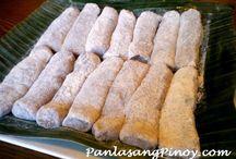 Filipino Cuisine / Filipino Cuisine