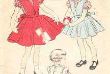 1940s children's fashion