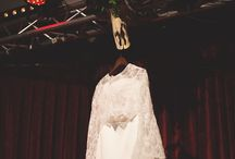 STYLED SHOOT - til death do us party / As seen at Rock N Roll Bride  Photographer - Kristina Childs