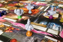 Board Games in play