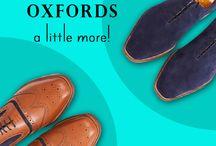 Men's Oxfords!