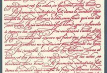 Stamping - Stampin Up  (En Francais)