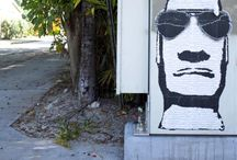 Street Art / Art in public spaces, especially murals / by Kristian Gallagher