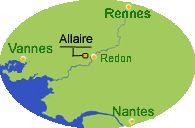 Sites des communes du Morbihan