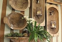 Primitive & Antique {Collectibles} / Antique gatherings and collectibles on display / by Shelly Honn