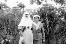 Le premiere guerre - infirmieres russes / 1st war Russian nurses I wojna światowa pielęgniarki rosyjskie