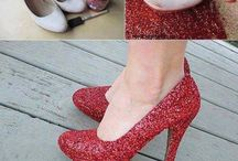 Creative shoes