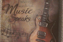 Music Heals... / by Linda Rose Smith