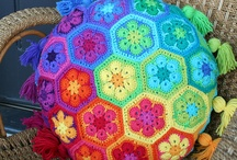 Crochet Home / Patterns, ideas and inspiration