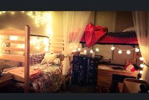 Dorm Decorating  / My future home ❤️ / by Erin Wings