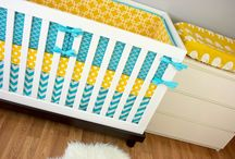 Circus Nurseries / Bring the Big top home with these adorable circus baby nursery ideas!