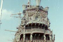 帆船//SAILING SHIPS//PIRATES