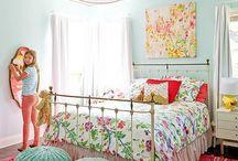L&C Kensington / Bedroom for 2 girls!
