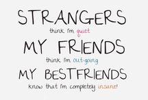 I <3 my friend / by Christina Lamb