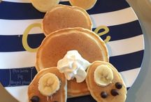 pancakes animals