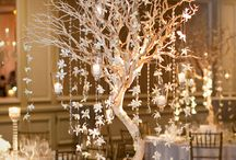 tree centerpieces
