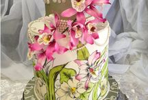 Beautiful Cakes. / by Amy Graver