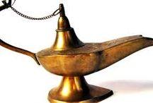 Lanterne & Lampade ad olio...vintage