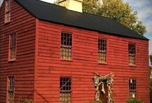 Saltbox Houses / by Jennifer Cooper