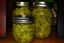 Stuff I've Canned / Canning Recipes / by Raymie White