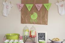 Baby Shower ideas / by Maria Buckman