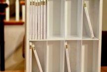 Storage Style / Cool storage ideas