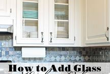 Glass for Kitchen Cabinets
