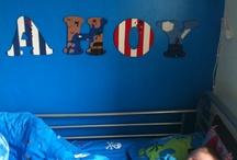 My boys room ⚓