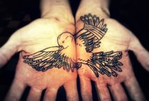 Needles can be nice / Tats n piercings / by Ruthanne Riley