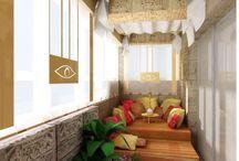 Уютный дом / Декор комнат, планировка квартир