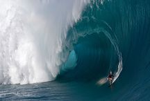 Amazing Nature / Surfing