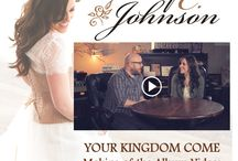YOUR KINGDOM COME / Blogs, Stories, Videos & other fun things related to the Your Kingdom Come album!