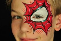 facepainting kids