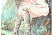 Manara Maestro Dell'Eros - Vol. 3 / I classici a Fumetti