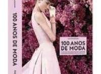 Livro 100 anos de moda